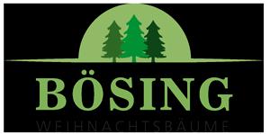 Weihnachtsbäume Bösing Logo